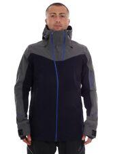Brunotti Skijacke Snowboardjacke Winterjacke schwarz Moore wasserdicht