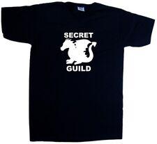 SECRET DRAGON Guild SCOLLO A V T-Shirt