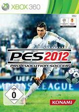 "X-BOX 360 GAME - ""PRO EVOLUTION SOCCER 2012 ""+neu+ovp++"