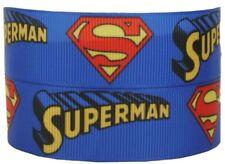 """1 2 3 Mètre Mètres Marvel Bébé Super Hero 1/"""" Gros-Grain Ruban 25 mm"""