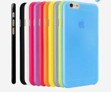 0.3mm Ultra Thin Slim Matte Hard Back Case Cover Skin For Apple iPhone 5S 5C SE