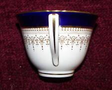 Royal Worcester China Regency Pattern Cup & Saucer