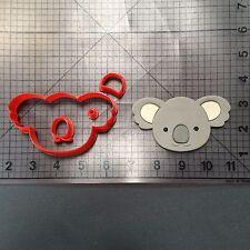 Koala Face 100 Cookie Cutter Set