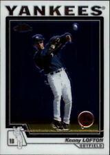 2004 Topps Chrome Baseball #266 - #466 Choose Your Cards