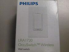 PHILIPS Advance LRA1720/00M Occuswitch Wireless Wall Switch