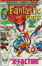 Fantastic Four # 250 (John Byrne, 52 pages) (USA, 1983)