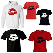 Lancer Evolution IX Symbol Mens Womens Ladies Juniors Girls Unisex Tee T-Shirt