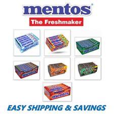 Mentos Mints Per Box Pick 1 Cinnamon Strawberry Caramel + More EASY SHIPPING
