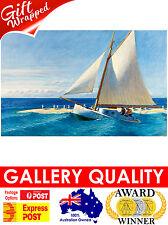 NEW Edward Hopper - Martha McKeen Wellfleet 1944, Giclee Art Print or Canvas