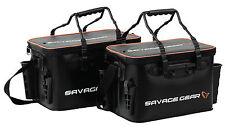 SAVAGE GEAR Boat & Bank Bag -Modell wählbar- wasserdichte EVA Tasche Tackle Bag