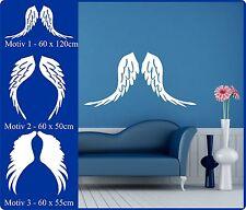 Wandtattoo Flügel Flügelchen Engel Engelchen Wandaufkleber Aufkleber Farbe Motiv