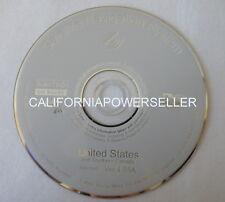 Honda & Acura White Navigation DVD version 4.55A fits 2006 2007 & 2008 models