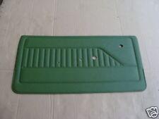 Pannello porta anteriore sinistro 127 3P verde
