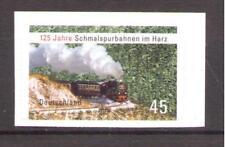 2012 Bund 2916 Schmalspurbahnen im Harz selbstklebend v. Markenset ** postfrisch