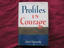 JOHN F. KENNEDY - PROFILES IN COURAGE - SIGNED BY JEAN SHEPHERD & LOIS NETTLETON
