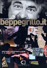 DVD - Beppe Grillo - beppegrillo.it - Spettacolo di Roma del 28 aprile 2005