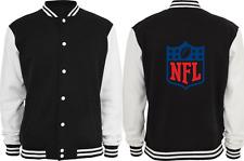 Collegejacke - NFL Fan (Fun / Spaß / Lustig)