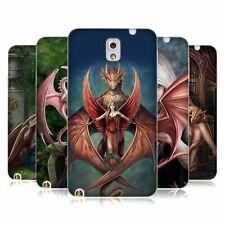 Ufficiale Anne Stokes Dragon amicizia Soft Gel Custodia per Samsung telefoni 2