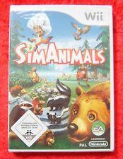 1 von 1 - SIM Animals, Nintendo Wii Spiel, Neu, deutsche Version
