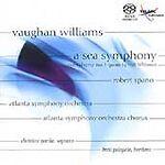 Vaughn Williams - Sea Symphony SACD 5.1 Atlanta Symphony Spano Telarc 2002