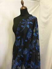 NEW Designer Organza Burnout Floral Lace Fabric 62'' 157 cm Dress Craft