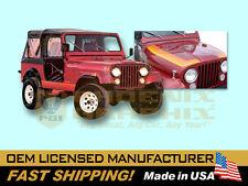 1985 Jeep Spring Special CJ7 Decals & Stripes Kit