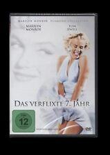DVD DAS VERFLIXTE 7. JAHR - MARILYN MONROE *****NEU****