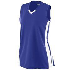 Augusta Sportswear Girls Sleeveless Polyester Powerhouse Sport T-Shirt. 528