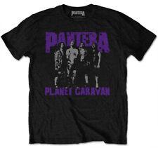 Pantera 'Planet Caravan' (Black) T-Shirt  - NEW & OFFICIAL!