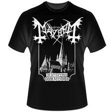 Mayhem - maglietta, De Mysteriis Dom Sathanas ,Euronymous, Ulver,Smentita