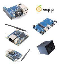 Orange Pi Zero/Zero NAS 256/512MB H2 WiFi SBC Expansion Board USB Black ABS Case