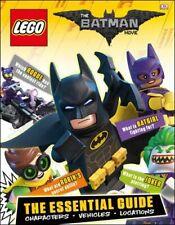 The LEGO� BATMAN MOVIE Essential Guide, March, Julia Book The Cheap Fast Free
