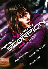 Female Convict Scorpion (DVD, 2011, Brand New)