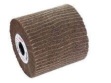 Bosch Mola lamellare con abrasivo in tessuto non tessuto 19 mm, grezza, 100 ...