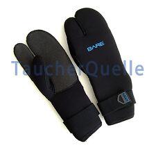 BARE PRO K-PALM Glove 7mm  - 3-Fingerhandschuhe aus Neopren - kevlarbeschichtet