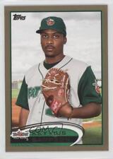 2012 Topps Pro Debut Gold #109 Keyvius Sampson Fort Wayne TinCaps Baseball Card