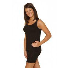 OCTAVE® Ladies Thermal Underwear Sleeveless Vest Womens Baselayer T-Shirt Top