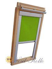 Verdunkelungsrollo mit Schienen für Velux-Dachfenster GGU/GPU/GHU/ in limone