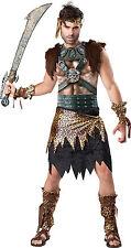 Adult Barbarian Warrior Roman Gladiator Spartan Costume