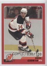 2003-04 O-Pee-Chee Red #115 Brian Gionta New Jersey Devils Hockey Card