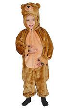 Dress Up America dolce ANIMALETTO Coccoloso Orso bruno Costume Outdoor/Indoor Divertente