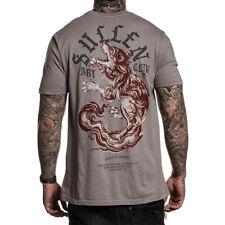 Sullen Art Collective Clothing T-Shirt - Hounds Blood Wolf Tattoo