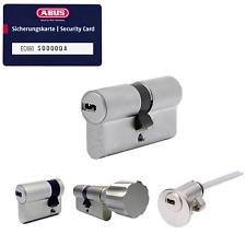ABUS EC660 Profilzylinder Gleichschließend Schließanlage 3 Schlüssel Türschloss