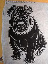 Jogginghosen Bulldogg Trainingshose Damen herren Sport Fitness Freizeithose Hund