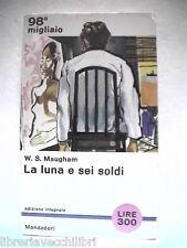 LA LUNA E SEI SOLDI romanzo di W S Maugham I LIBRI DEL PAVONE Mondadori