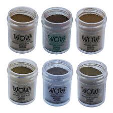 WOW! Metallic Embossing poudre 15 ml-Regular Grade