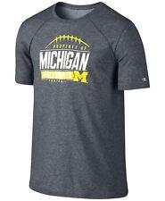 Michigan Wolverines T-Shirt Men's Persistent Champion NCAA