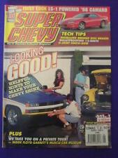 SUPER CHEVY - MAKE IT SHINE - June 1997 vol 26 #6