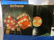 Bad Company Straight Shooter LP Album