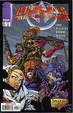 WildC. A.T.S Covert-Action US Image Comic vol.1 # 42/'97